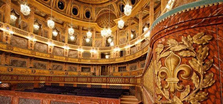 Transformación del teatro francés desde la comedia hasta el melodrama