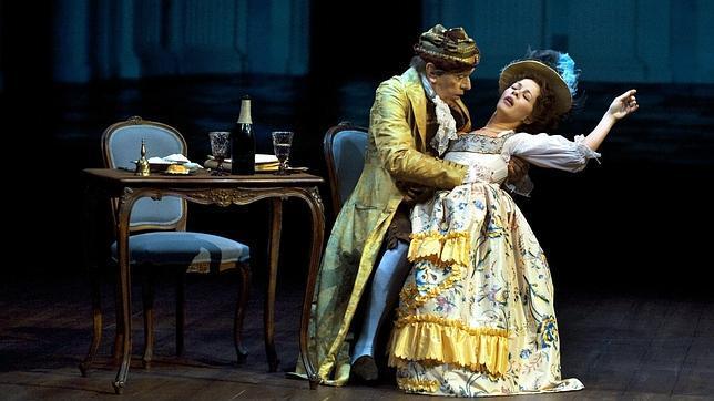 Historia del romanticismo y el melodrama en el teatro francés